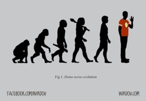 Homo novus Evolution by WirdouDesigns