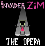 Invader Zim: The opera by RWAM