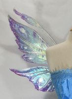 Azarelle Wings in Wedding Blue by FaeryAzarelle