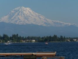 Lake Tapps by ArtbyMom