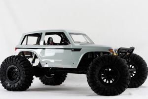 Axial Wraith by BobTheWrench