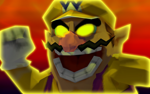 Never Uber Wario by JohnSegway