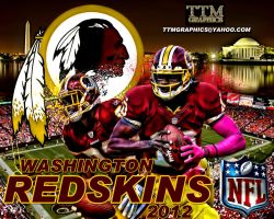 Washington Redskins Wallpaper by tmarried