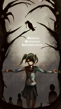 Funeral Nocturnal Luminescence by ippotsk