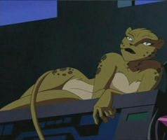 Cheetah Lounging by Legion1183