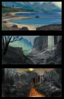 preliminary sketches by Shane-D-Solomon