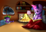 Cozy Evenin' by Wreky