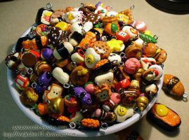 My bowl of Lucky Charms by Angiechan13