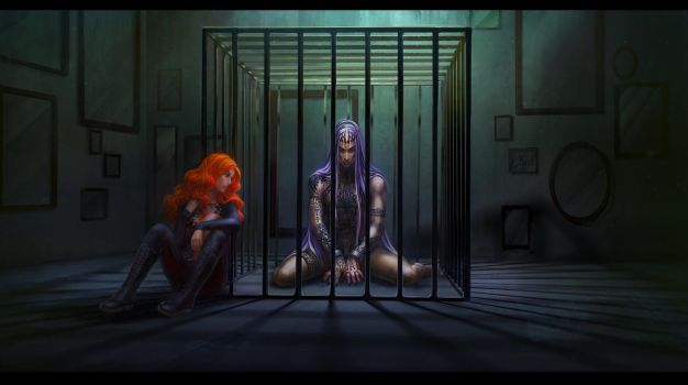 Prisoned by anndr