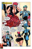 Page 15 - Cleavage Crusader - Expansion Fan Comic by expansion-fan-comics