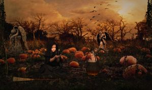 All Hallows' Eve by LordNicax
