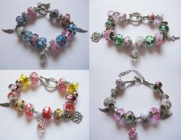 European bracelets for sale 4 by Pameloo