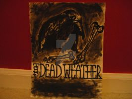 The Dead Weather Poster 2 by XBlackFerretX