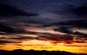 Sunset 2 1-24-11 by AndySkies