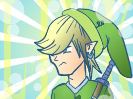 Link vector by MarKitoX-Rox3r