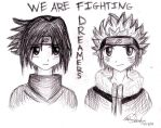 We are Fighting Dreamers by kiruakun