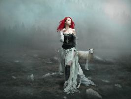 Red-with-the-wolfs by goodtea