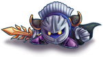 MetaKnight by Lady-of-Link