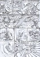 Spacemarine vs. Firewarrior by Coldfinger008