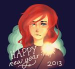 happy new year by emmzx