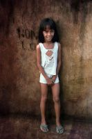 Girl in Philippines by patindaytona
