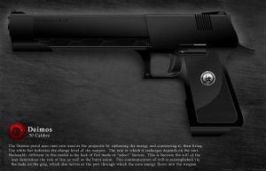 Deimos Pistol by VSConcepts