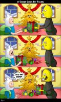 A Lemon Gives By Taking by Bijoux91