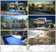 Villa Design - Vray Edition by dizzy-miro