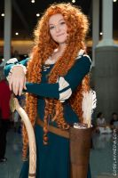 Anime Expo 2014 Brave by CosplayMedia