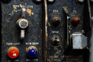 FV-432 Control Panel [Leicester] by jonburgess1983