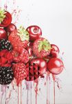 Fruit Salad - Berries and Cherries by MonicaSutrisna