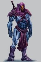 Skeletor by cobaltplasma