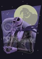 The Nightmare Before Christmas by PsychoSlaughterman
