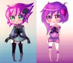 Purple Girl Batch Auction (Open) by Sonikkufreak