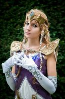 Princess Zelda by KNami