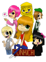 Punkichi  by DibFan4LifeX3