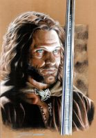Aragorn_Son of Arathorn by Buchemi