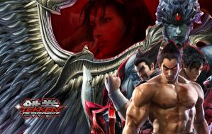 Tekken Tag Tournament 2 Wallpaper V4.0 by jin-05