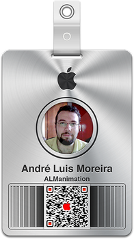 deviantID iCloud style by almanimation