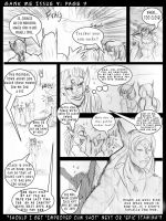 Gank Me Issue 4 Page 4 by jekylnhyde