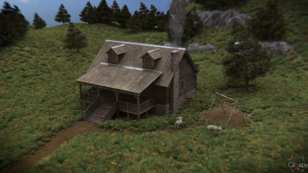 Lodge by Canapy-3D