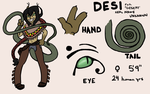 Desi Ref by MergebyLie