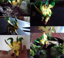 Leafeon by chow-marco