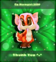 :Thank You-Gift For Azumizai: by norngirl