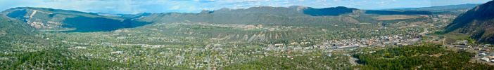 Durango Panorama by FoolsConvert