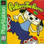 PaRappa The Rapper PS1 Greatest Hits Cover by MamonFighter761
