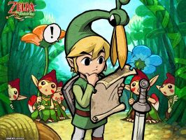 Minish Cap Alternative by Maani