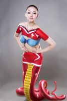 Wolrd Cup showgirl-03 by jaserzhang