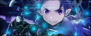 Sword Art Online - Kirito by GinXen