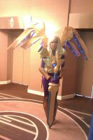 Aether Wing Kayle Cosplay by Kristeekins